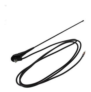 Peugeot techo antena con antennenfuß /& junta alta calidad