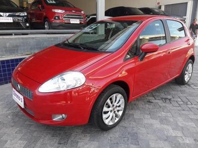 Fiat Punto Essence 1.6 16v (flex) Flex Automático