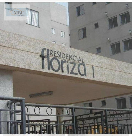 Apartamento Com 2 Dormitórios À Venda, 48 M² Por R$ 250.000 - Jardim Vila Formosa - São Paulo/sp - Ap1140