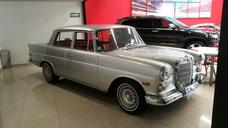 Mercedes Benz 230 6 Cilindros Modelo 1968