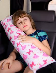 Almofada Protetor Cinto De Segurança Viagem Infantil Carro