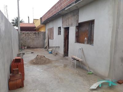 Casa Em Fase De Acabamento - 2 Dormitórios - Romar - Peruíbe/sp - Ca00419 - 33695320