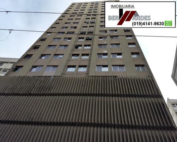 Apartamento Para Venda Ou Locação No Condomínio Oswaldo Zammataro Centro, Campinas - Ap00352 - 32933830