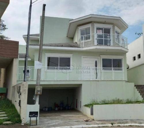Imagem 1 de 18 de Casa À Venda Em Condomínio Fechado No Vale Dos Cristais - Macaé/rj. - Ca1712