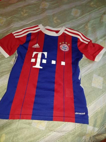 Playera De Niño adidas Bayer Munich