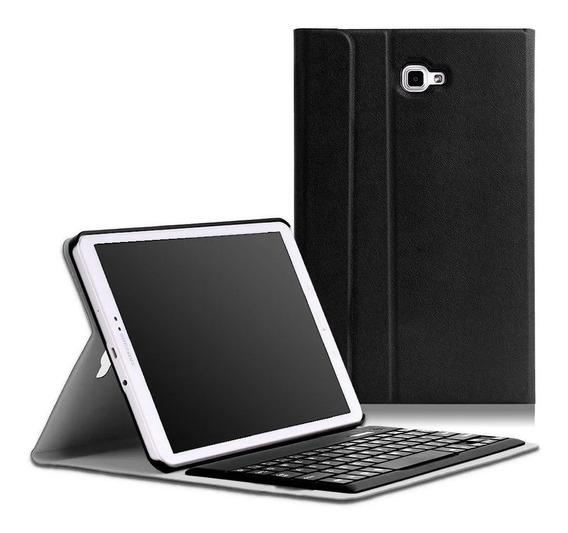 Capa Teclado P/ Tablet Samsung Galaxy Tab A6 10.1