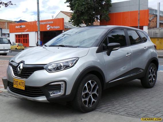 Renault Captur Intens 2.0 L At 4x2