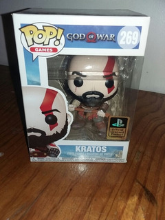 Funko Pop God Of War Kratos Ps4