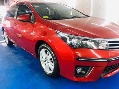 Toyota Corolla Xei Cvt 2015