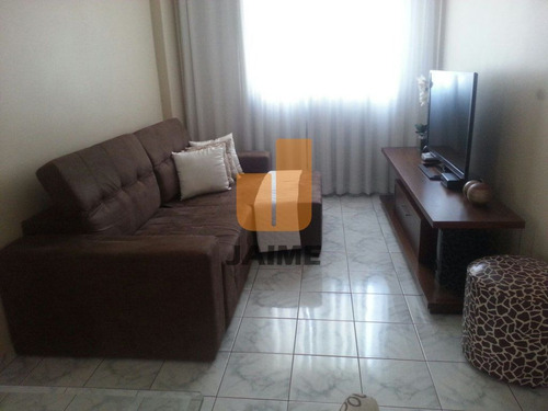 Apartamento 2 Dormitorio Na Regiao Da Bela Vista - Ja6890