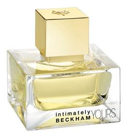 David Beckham Intimately Yours Feminino Edt Perfume 75 Ml