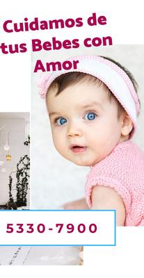 Cuidamos A Tus Bebés Con Mucho Amor Disponibilidad Inmediata