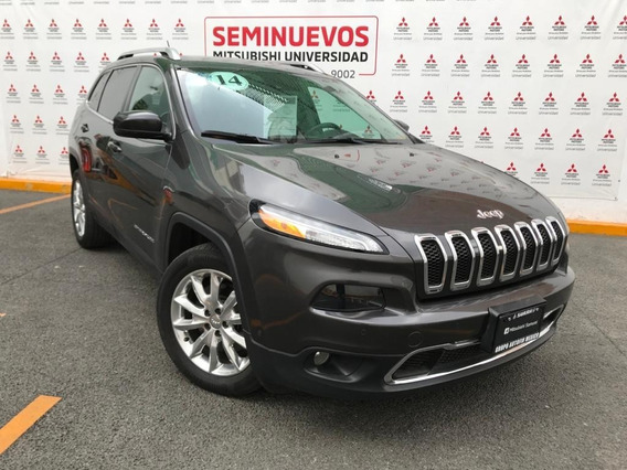 Jeep Cherokee 2.4 Limited Premium 2014, Llevatela A Crédito!