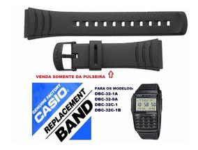 Pulseira Relógio Casio Dbc-32-1a Dbc-32-9a Dbc-32c-1 Dbc-32