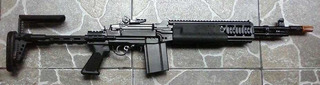 Airsoft - M-14 Ebr King Arms