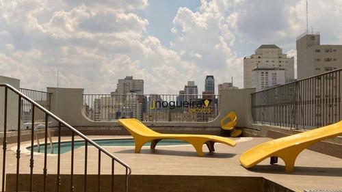 Apartamento Com 2 Dormitórios À Venda, 109 M² Por R$ 1.080.000,00 - Jardins - São Paulo/sp - Ap15121
