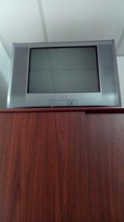 Televisor Sony Wega Trinitron 21 Plano
