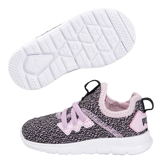 Tênis Puma Flash Knit Infantil - Original