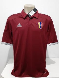 Camisa Venezuela Original 2014 2015 Home Vinho