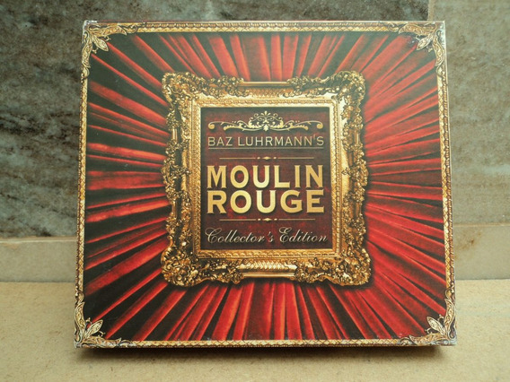 Mouling Rouge-collectors Edition-duplo-cd