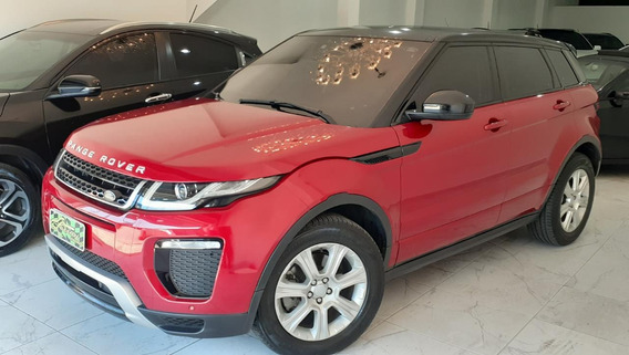 Land Rover Evoque 2016 2.0 Si4 Se Dynamic 5p Blindada