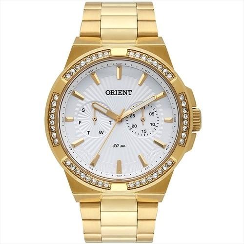Relógio Feminino Orient Swarovski Fgssm065 S1kx