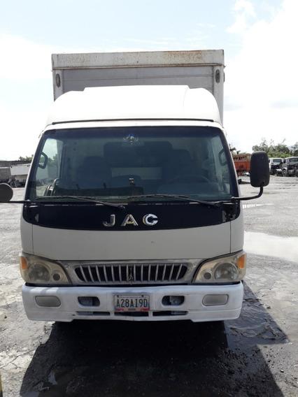 Jac Motor Cummin, Blanco, 5.000 Kilos