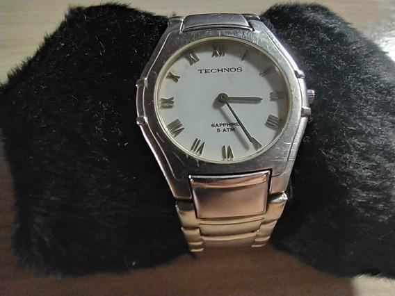 Relógio Technos Sapphire 4t24 Aa