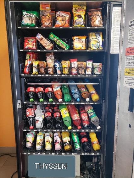 Maquina Vending Outsider (para Exteriores) Visicombo 39