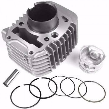 Kit De Motor Titan 150 Metal Leve Ou Rik Com Juntas