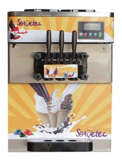 Máquina De Sorvete Expresso E Açaí Bql-825t Sorvetec+ Calda