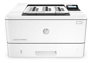 Impresora HP LaserJet Pro M402DNE 220V blanca