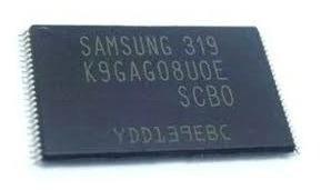 Memória Flash Nand Original Gravada Samsung K9gag08u0e