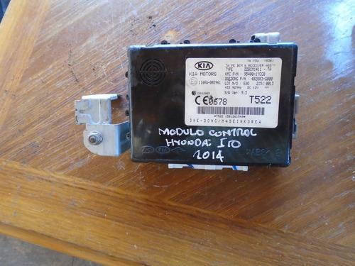 Vendo Modulo Control Hyundai I10, Año 2014, # 95400-1ycc0