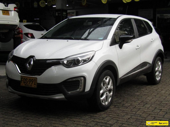 Renault Captur Intense 2000 Cc Mt 4x2