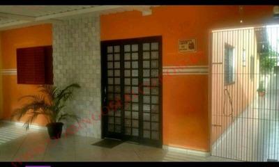 Venda - Casa - Jardim Dos Lírios - Americana - Sp - D8298
