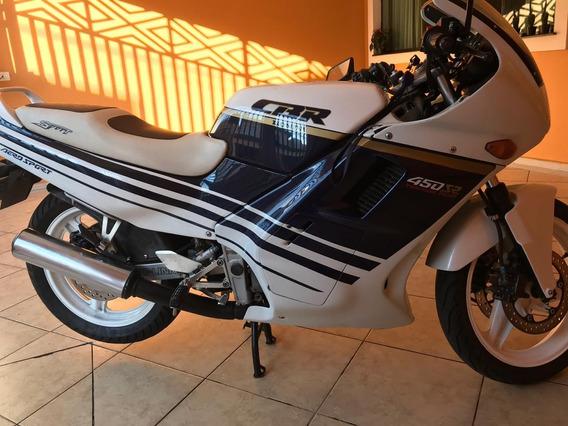 Honda Cbr 450 Sr - Sem Detalhe
