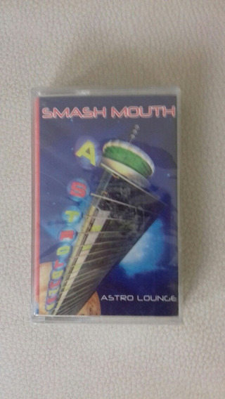 Smash Mouth Astro Lounge Casete Nacional Nuevo