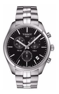 Reloj Tissot Pr 100 Chronograph T1014171105100 Original