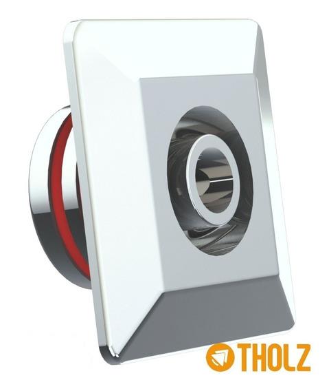 Dispositivo Retorno Quadrado Ajustável Piscina Em Inox Tholz