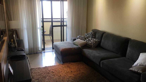 Apartamento Com 3 Dormitórios À Venda, 142 M² Por R$ 990.000,00 - Centro - Santo André/sp - Ap1346
