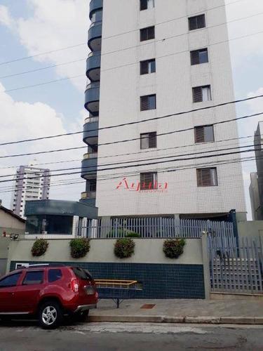 Apartamento Com 4 Dormitórios À Venda, 145 M² Por R$ 780.000 - Vila Valparaíso - Santo André/sp - Ap1867