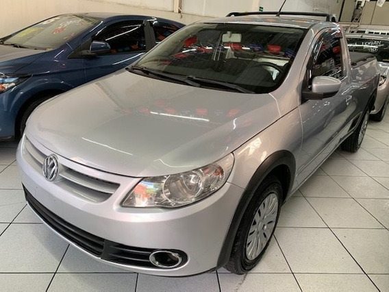 Volkswagen Saveiro G5 Cs 1.6 8v Flex 2013