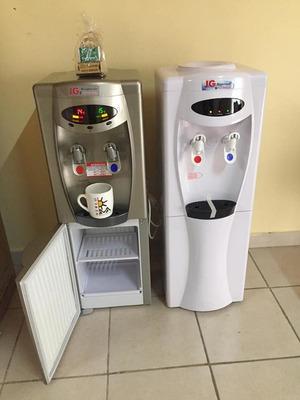 Servicio De Dispenser Frio-calor C/ Filtros En Comodato