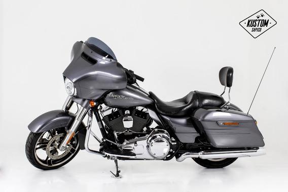 Harley Davidson Street Glide Flhdx S