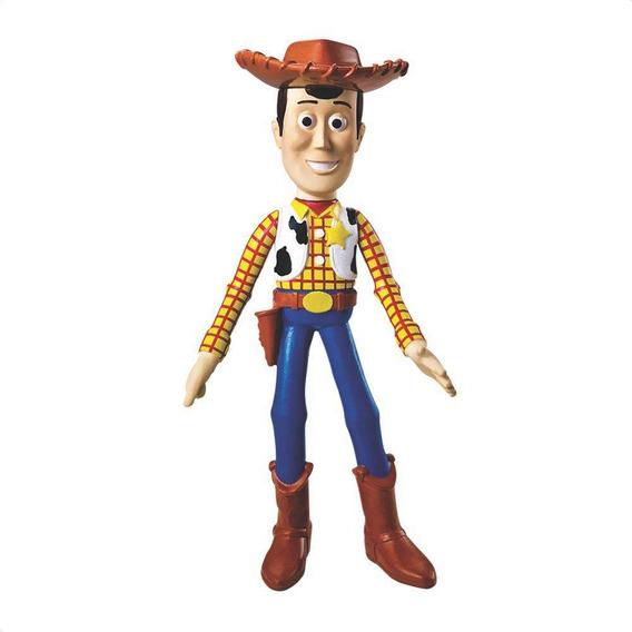 Boneco De Vinil Woody - Toy Story - Lider