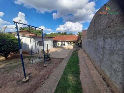 Chácara Em Araçoiaba Jardim Salete - Ch0172