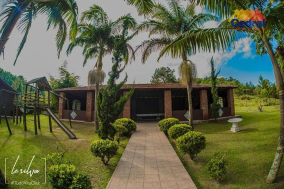 Sítio Rural À Venda, Pindorama, Mogi Das Cruzes. - Si0001