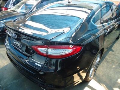 Ford Fusion Titanium Ecoboost Fwd 2.0 Gtdi, Fql7293