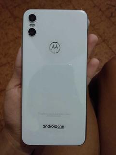 Motorola One Branco 64gb